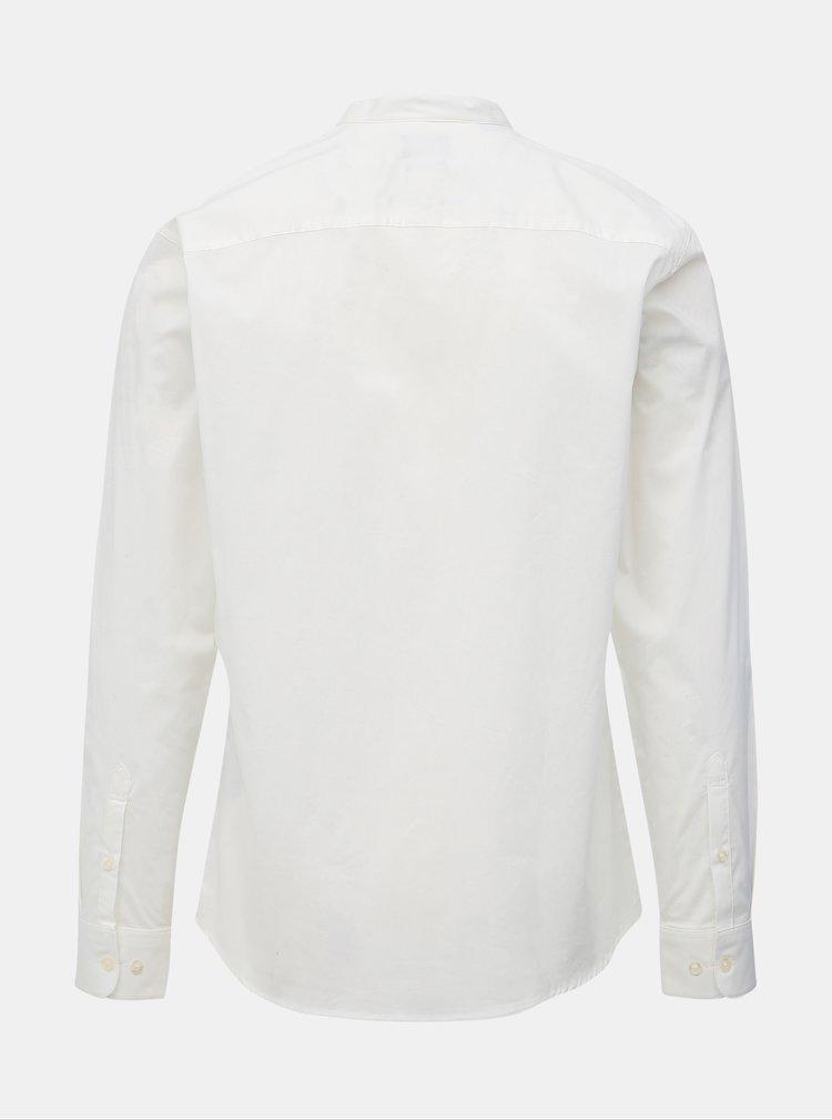 Bílá slim fit košile Selected Homme Miami