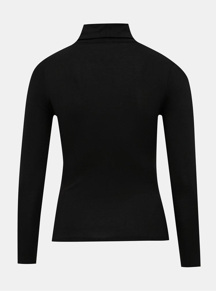 Čierny basic rolák Vero Moda