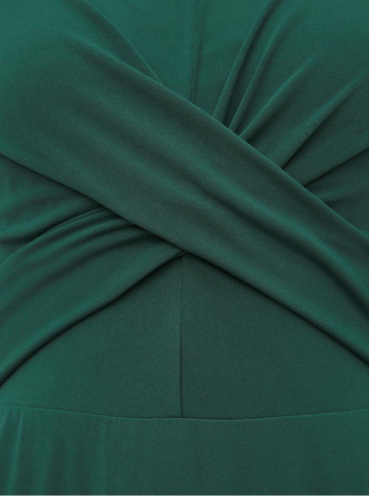 Zelené maxišaty Dorothy Perkins
