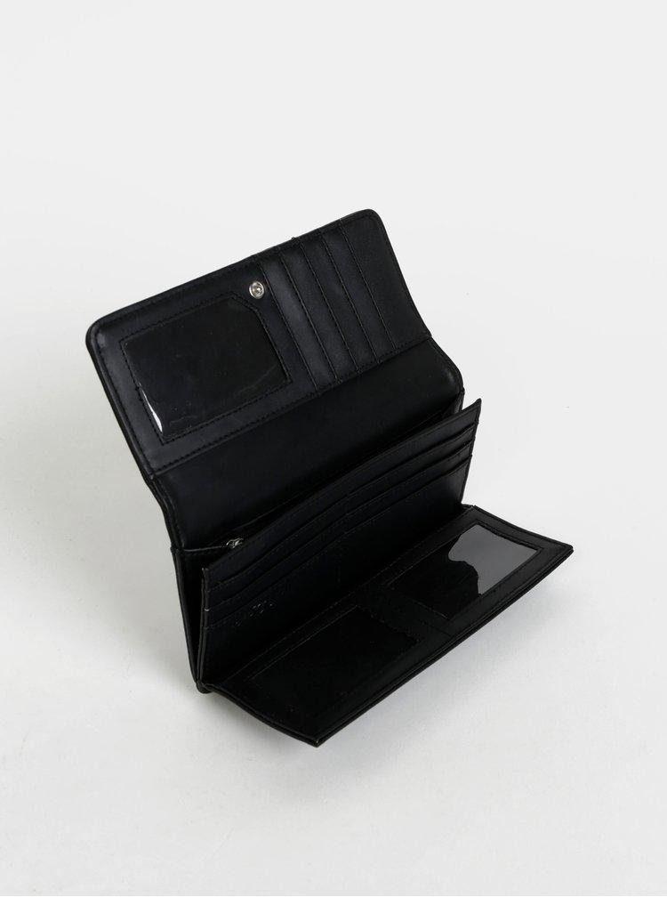Čierna dámska vzorovaná peňaženka Rip Curl Desert