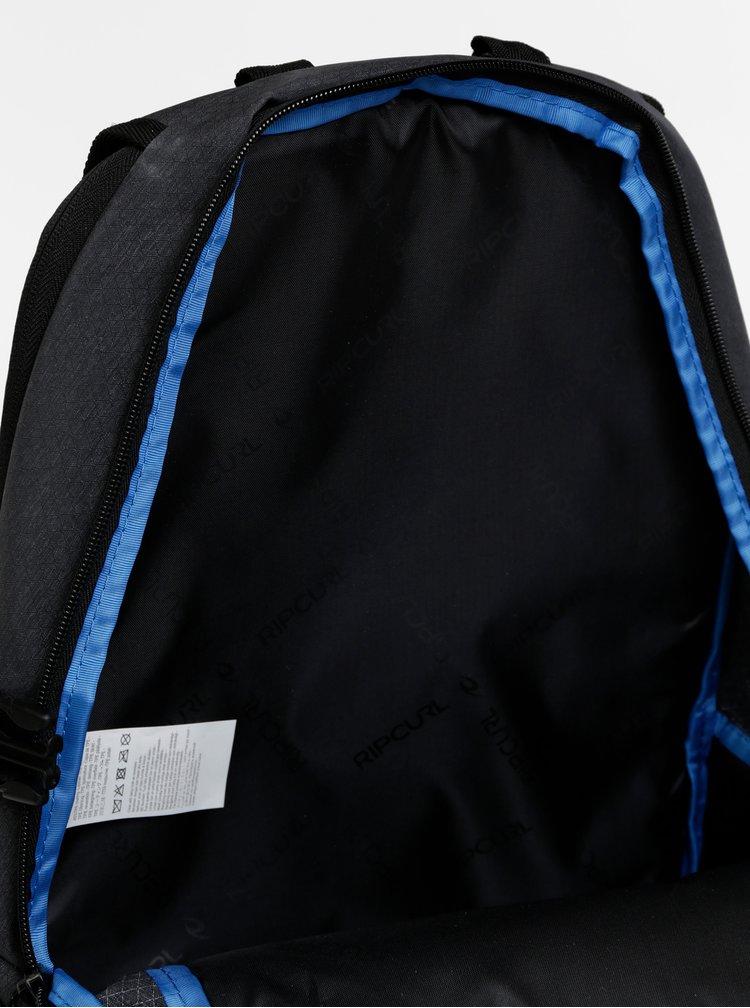 Tmavošedý vzorovaný batoh Rip Curl Posse 29 l