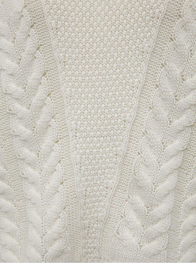 Bílý svetr ONLY Sara
