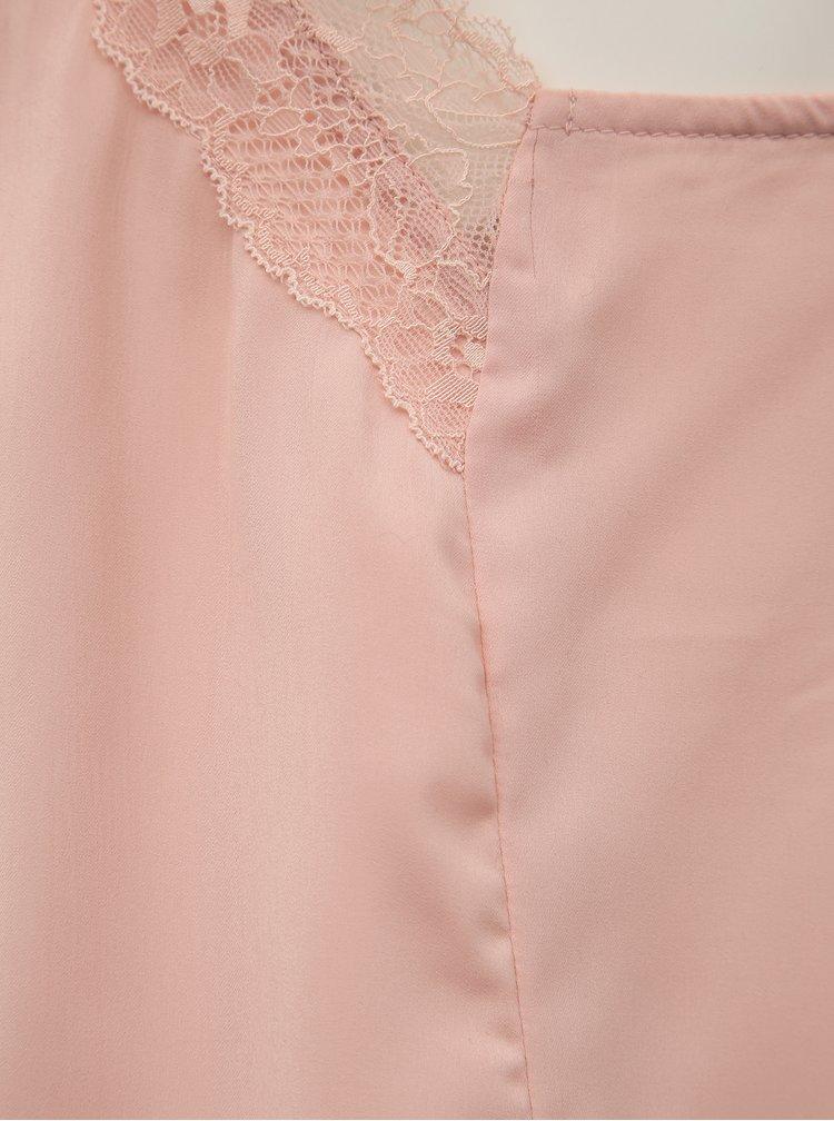 Topuri pentru femei VERO MODA - roz deschis