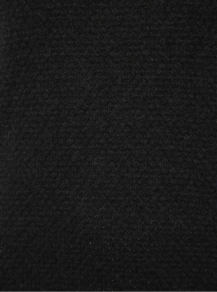 Tmavě šedý svetr VERO MODA Minnie