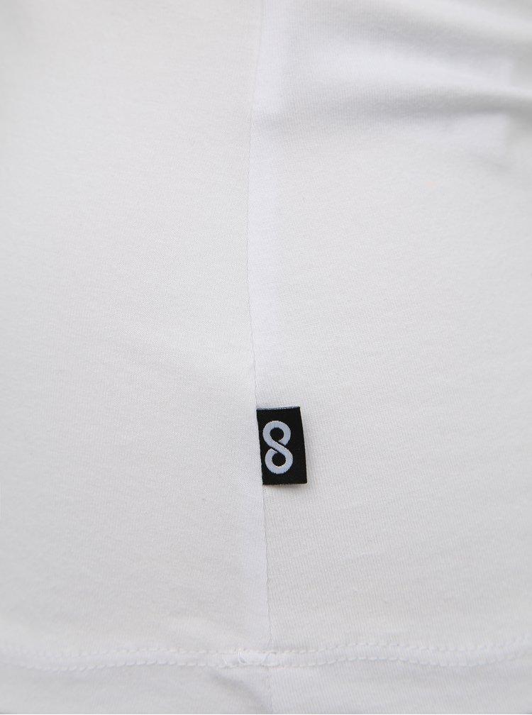 Tricouri basic pentru femei ZOOT - alb