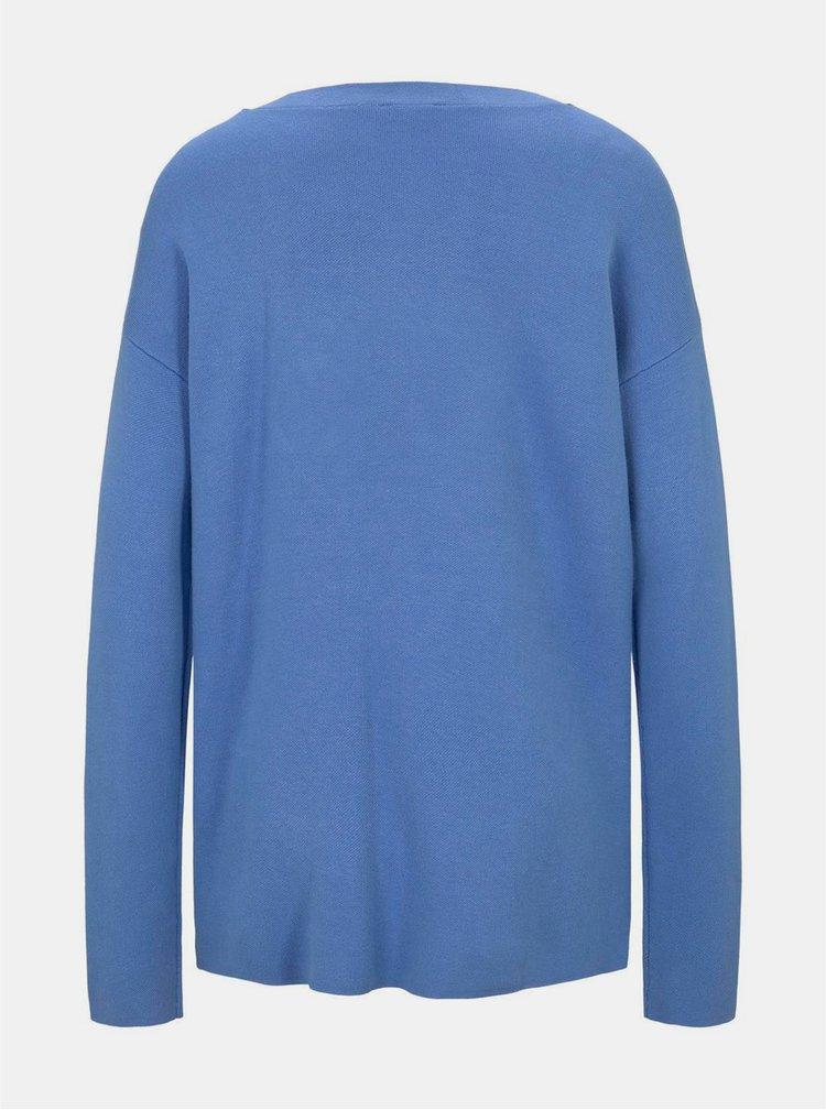 Modrý dámský svetr Tom Tailor