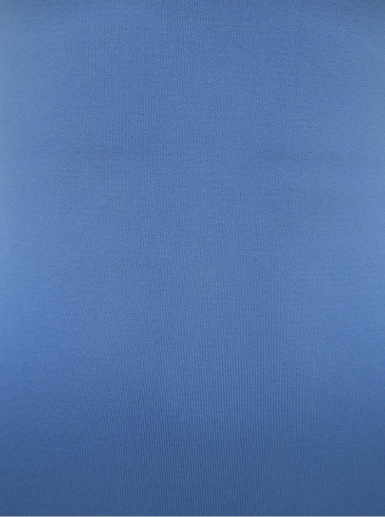 Světle modré tílko Pompea Caraco