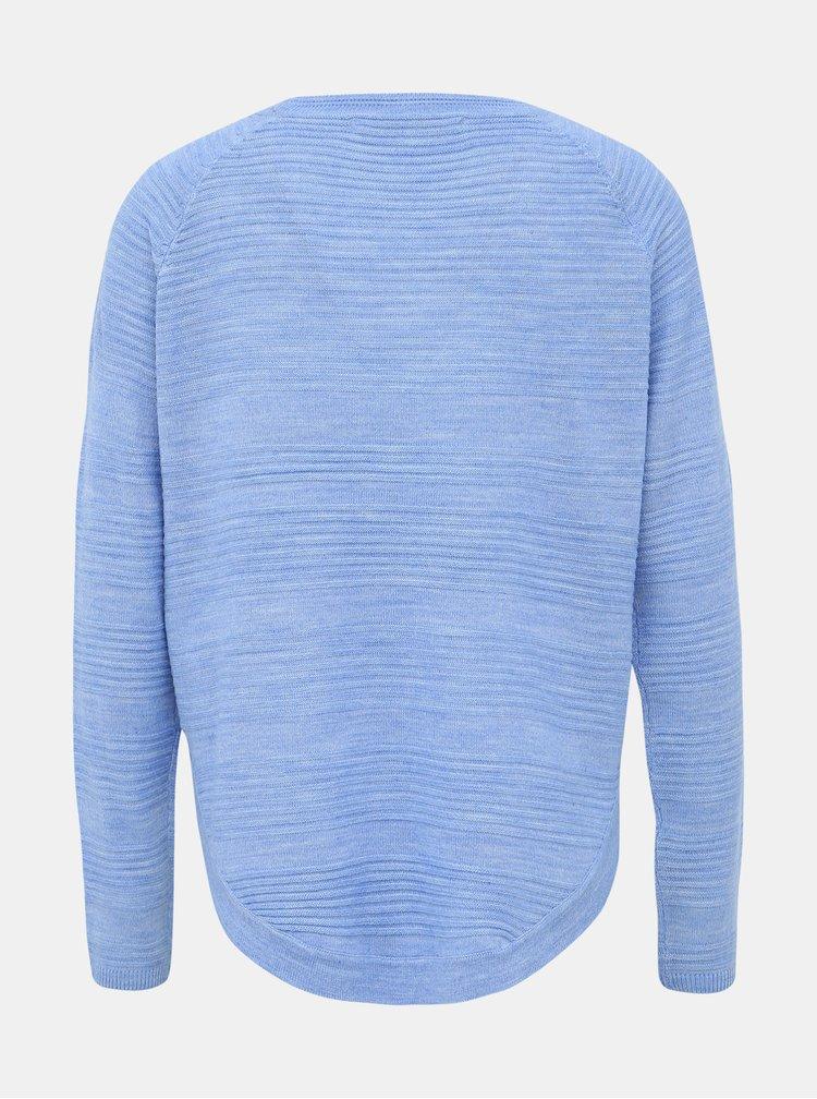 Modrý svetr ONLY Caviar