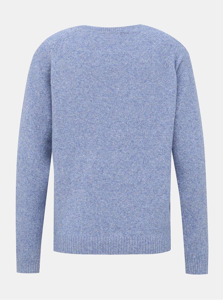 Modrý svetr VERO MODA Doffy