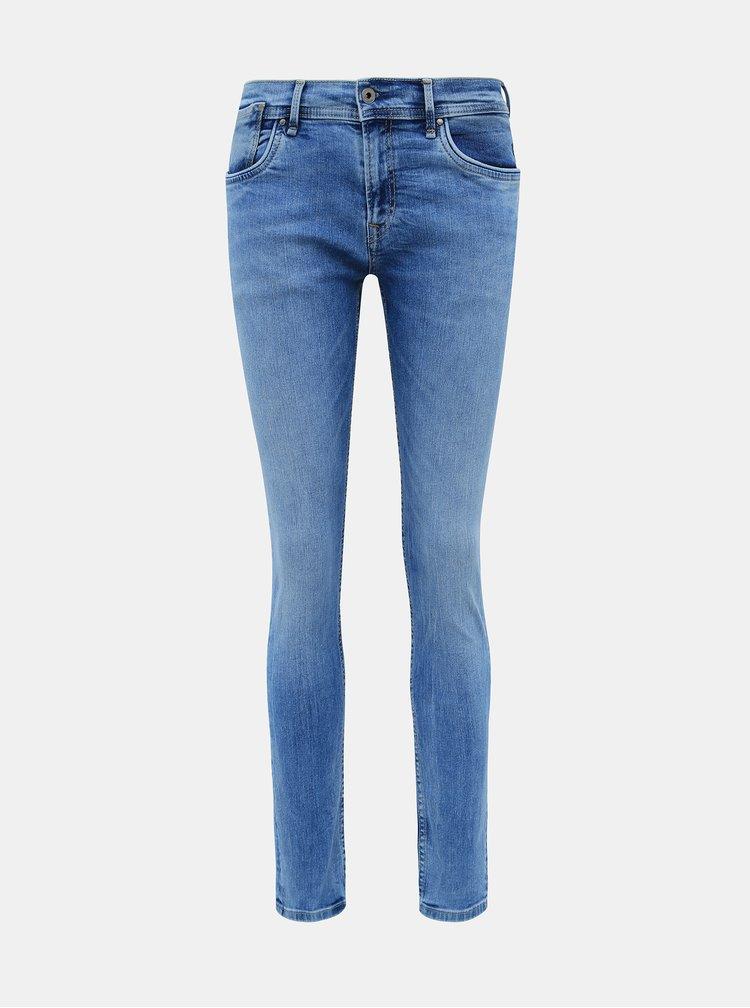 Světle modré slim fit džíny Pepe Jeans Joey
