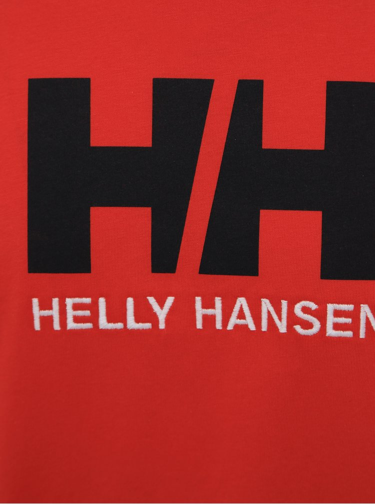 Červené pánske tričko HELLY HANSEN