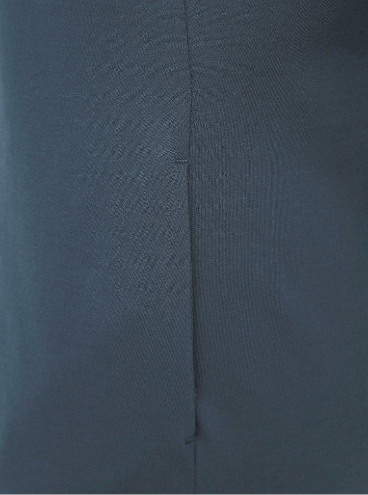 Tmavomodré mikinové šaty Ragwear Menita