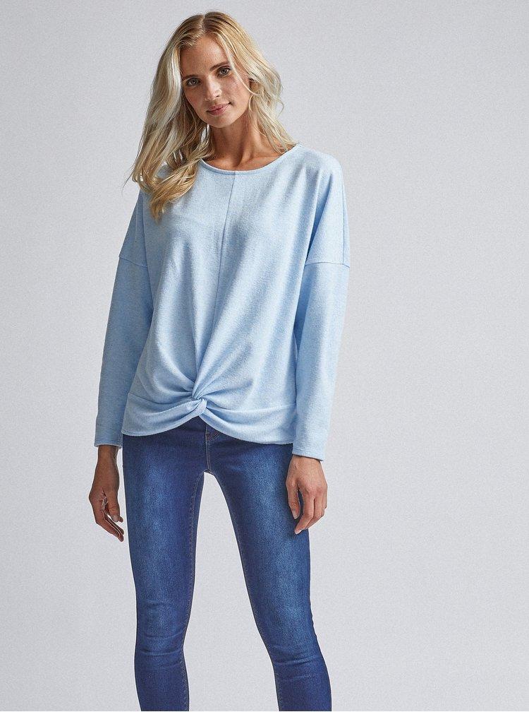 Světle modrý svetr Dorothy Perkins