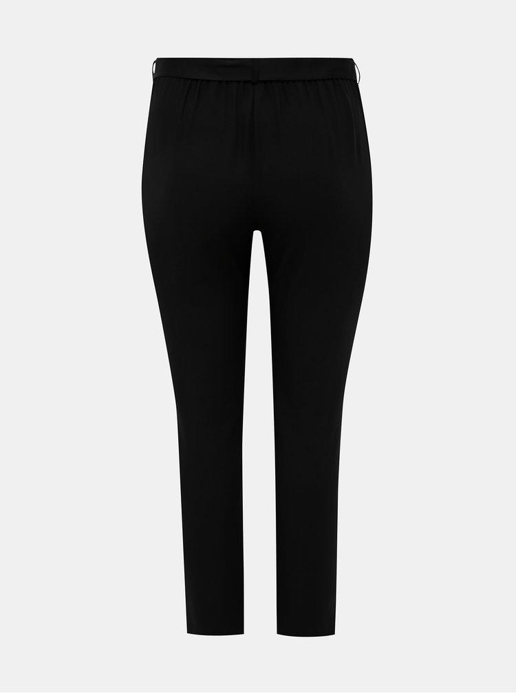 Černé kalhoty M&Co