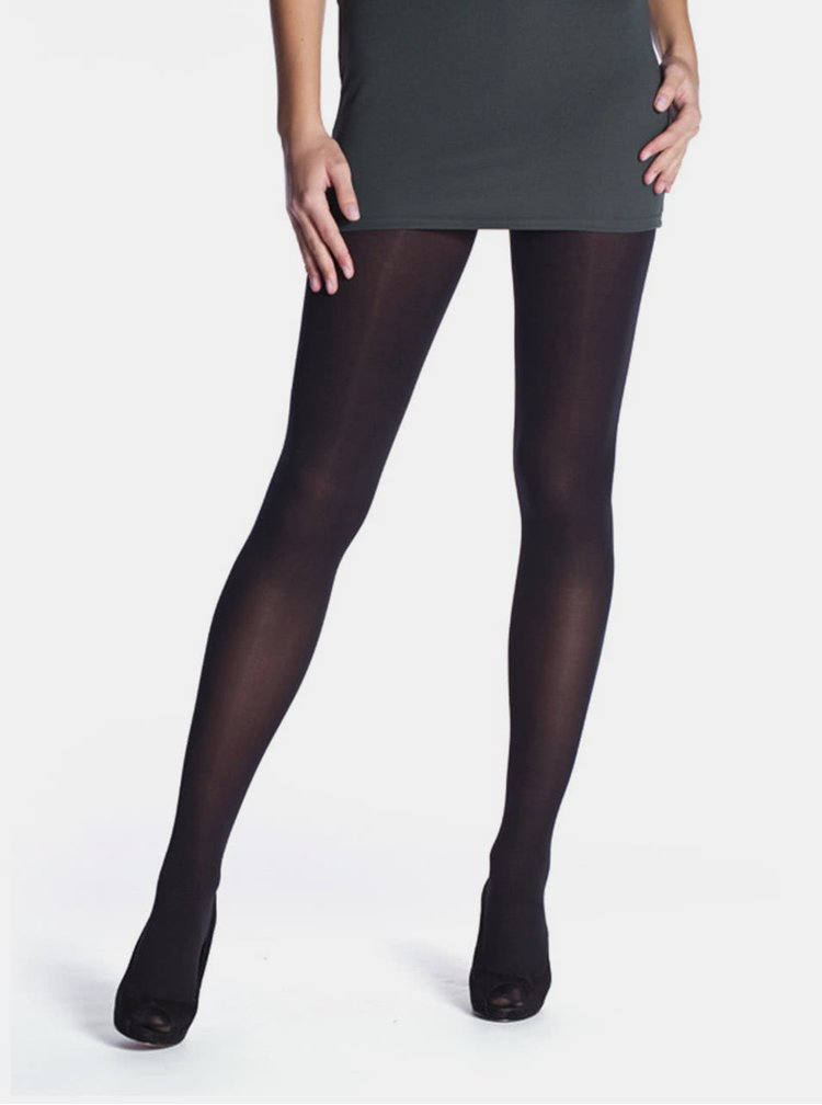 Dres negru Bellinda Thermo Tights 60 DEN