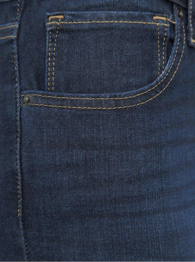 Tmavě modré dámské skinny fit džíny Levi's® 721
