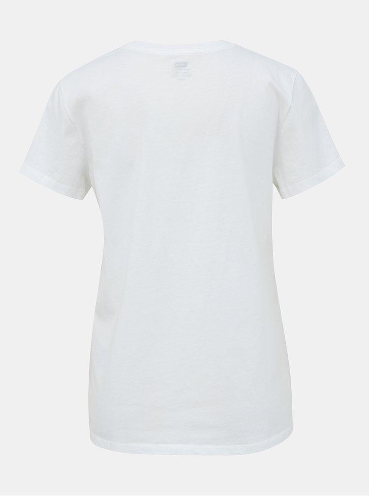 Bílé dámské tričko Levi's®