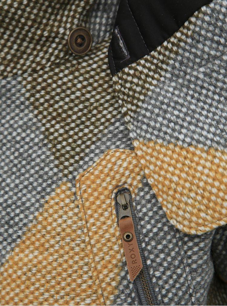 Paltoane  pentru femei Roxy - gri, mustar