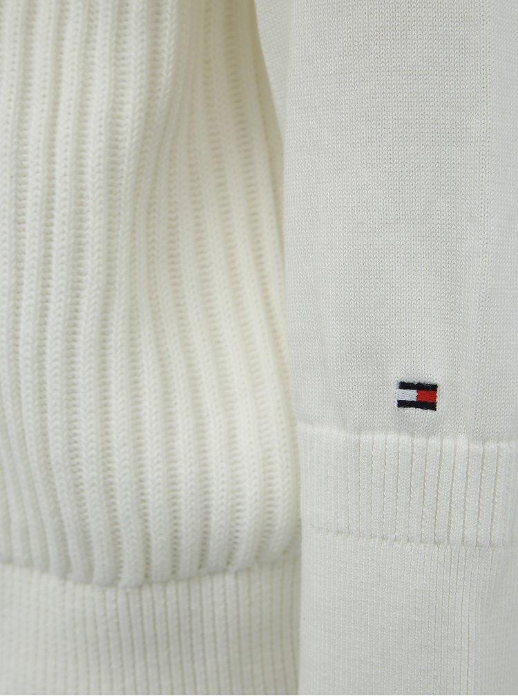 Bílý dámský svetr Tommy Hilfiger