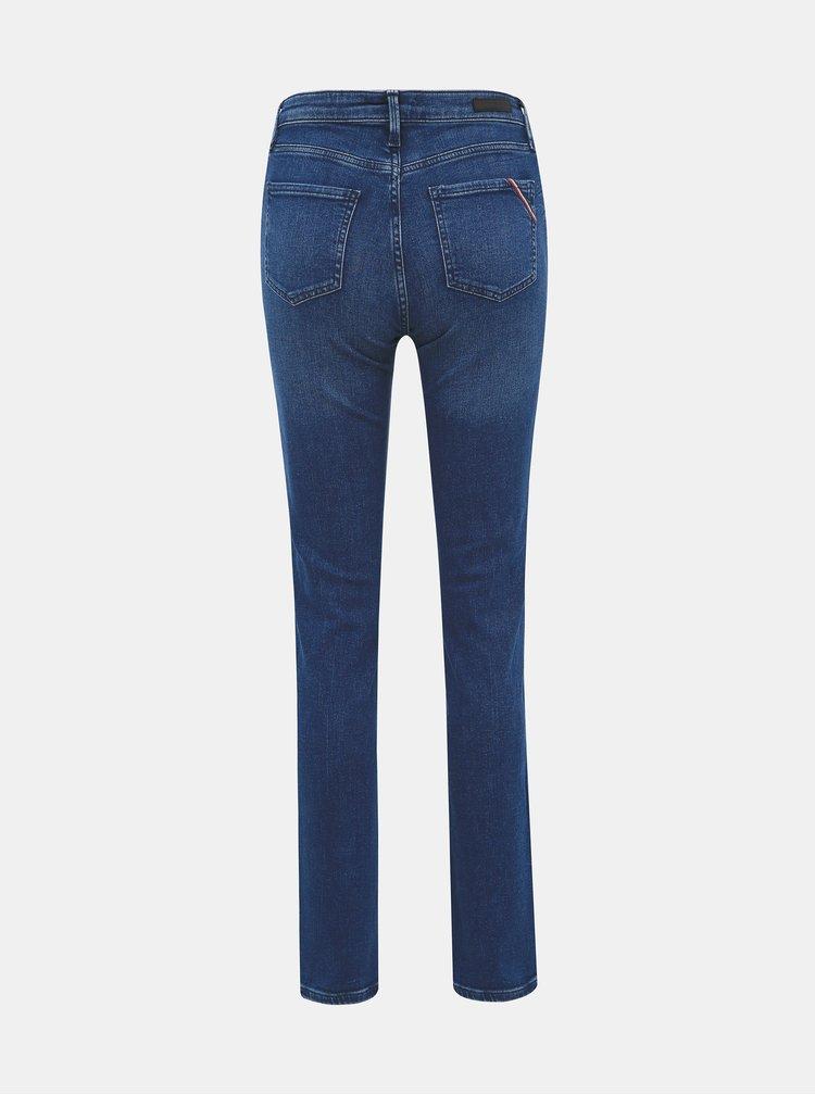 Modré dámské slim fit džíny Tommy Hilfiger