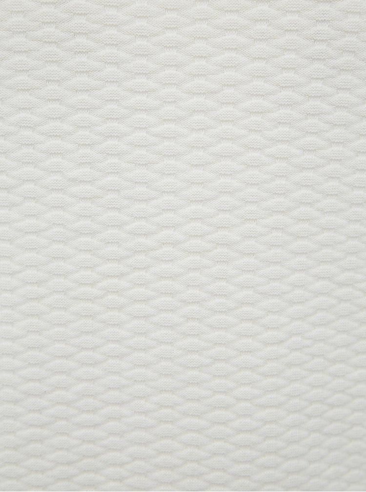 Bílý svetr Jack & Jones Blasheran