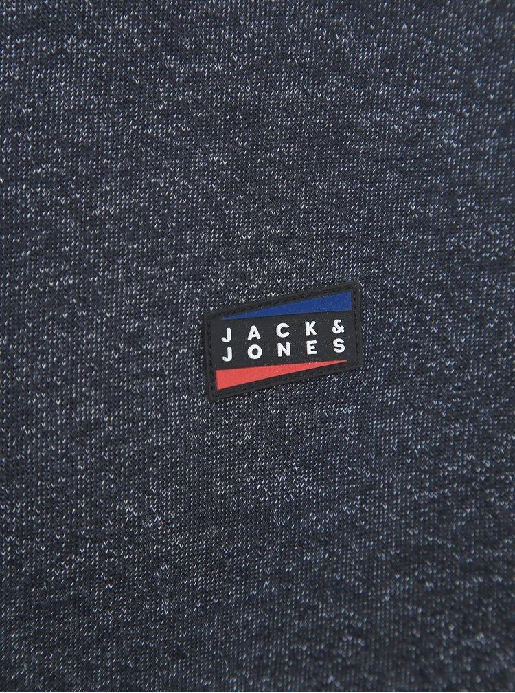 Tmavě modrá mikina Jack & Jones Wind