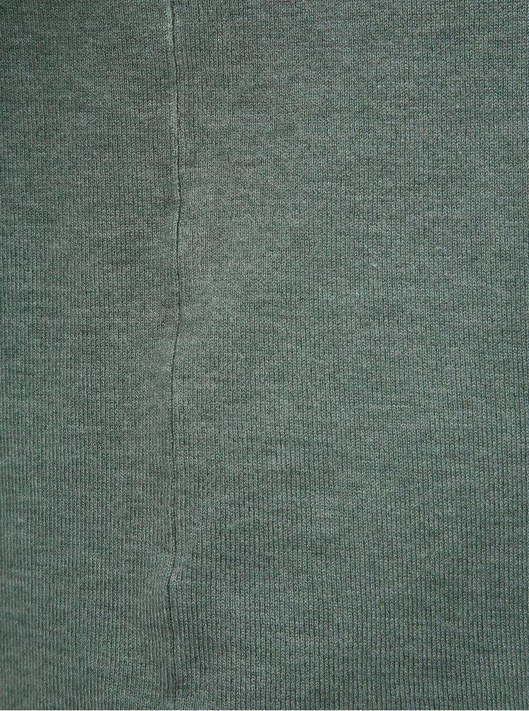 Zelený sveter ONLY CARMAKOMA Lady
