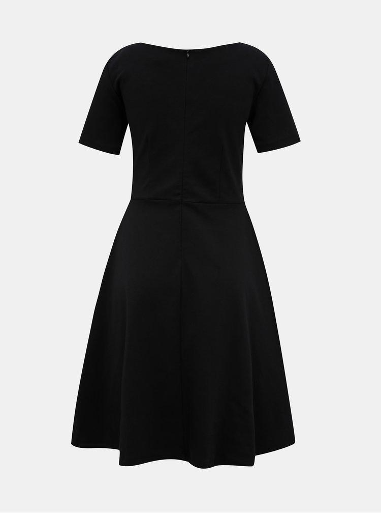 Černé šaty ZOOT Julia
