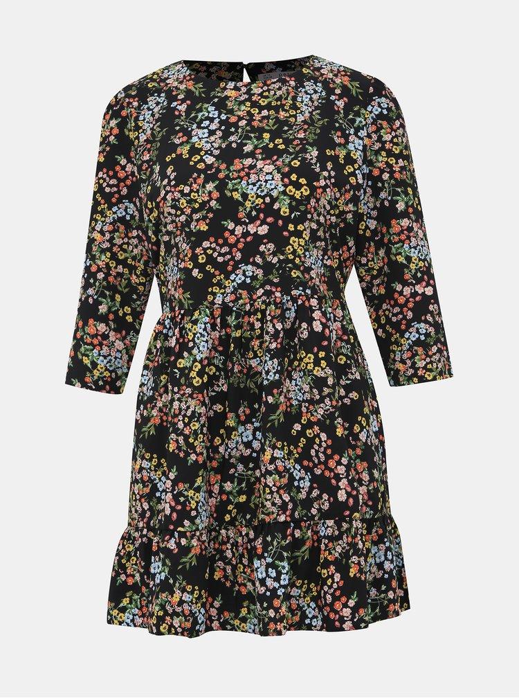 Rochii casual pentru femei Miss Selfridge Petites - negru
