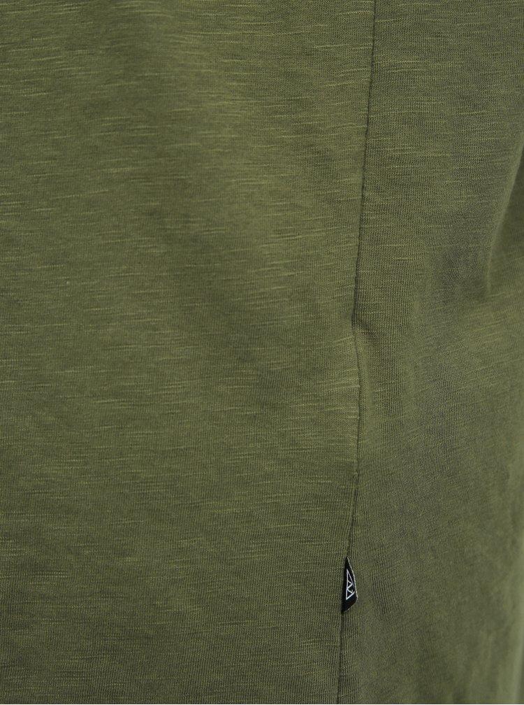 Topuri si tricouri pentru femei Noisy May - kaki