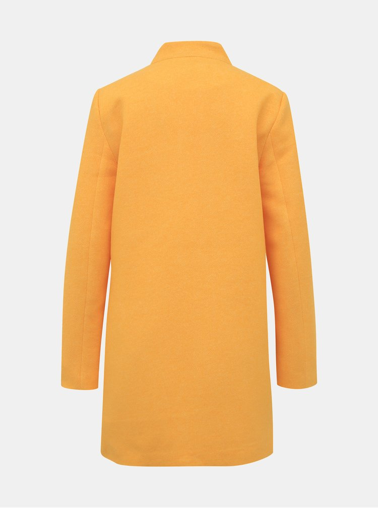 Žlutý lehký kabát ONLY Soho