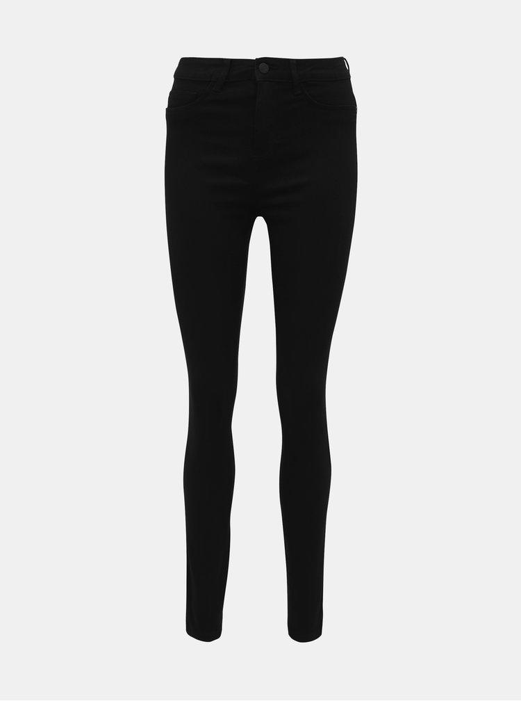 Černé skinny fit džíny Noisy May Callie