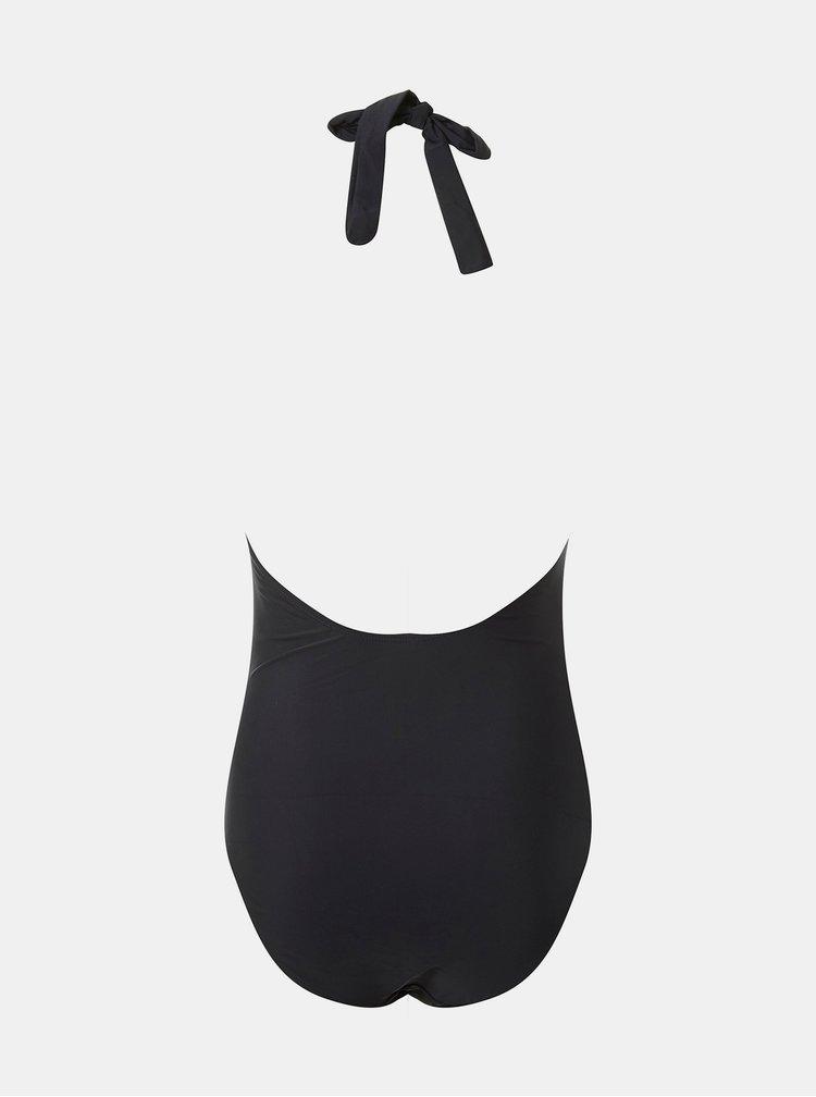 Černé jednodílné plavky Dorothy Perkins