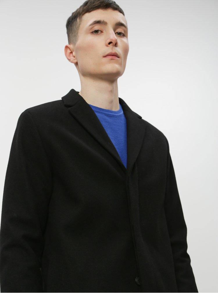 Paltoane pentru barbati Selected Homme - negru