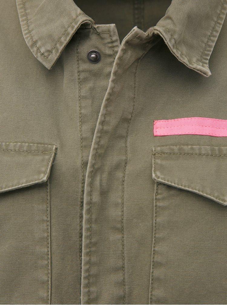 Khaki bunda ONLY Stick
