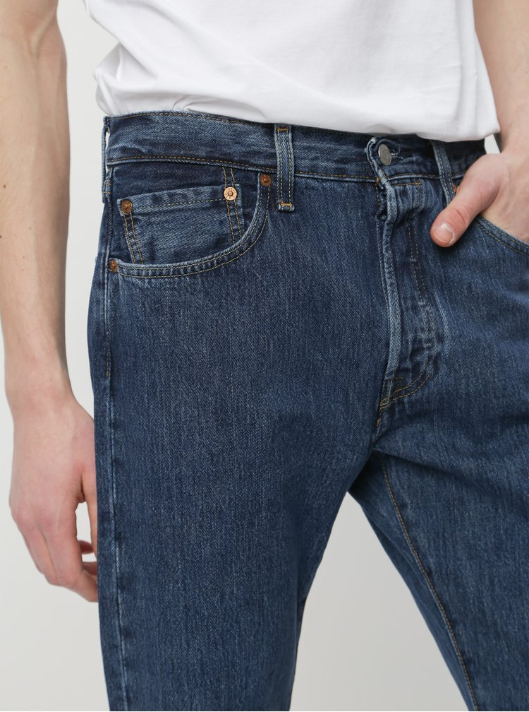 Straight fit pentru barbati Levi's® - albastru