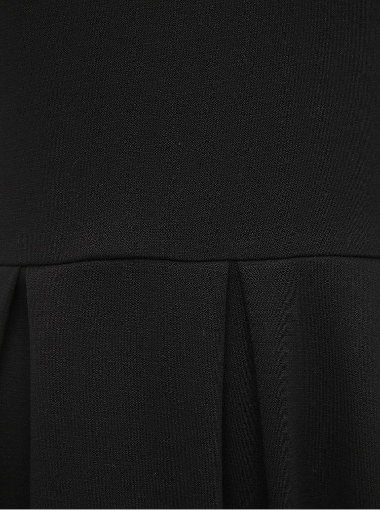 Černé basic šaty VILA Tinny