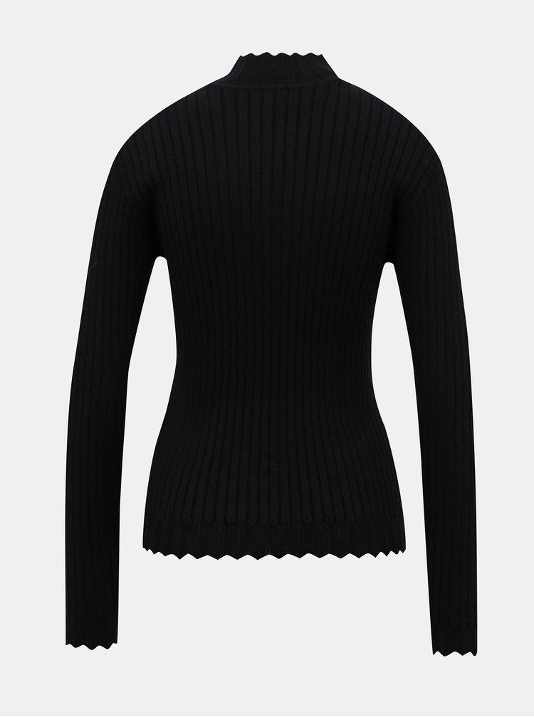 Pulovere pentru femei VILA - negru