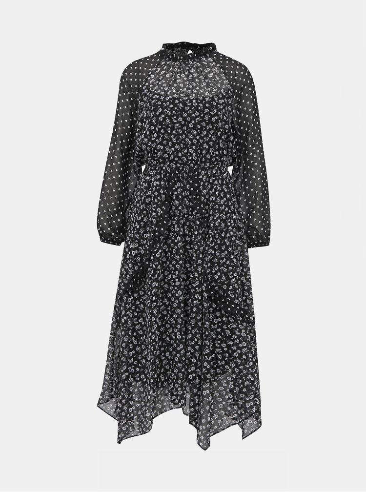 Marimi curvy pentru femei Dorothy Perkins Petite - negru