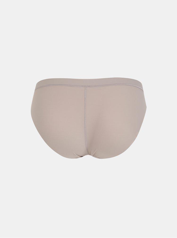 Béžové kalhotky Calvin Klein Underwear