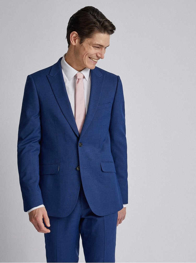 Sacouri pentru barbati Burton Menswear London - albastru