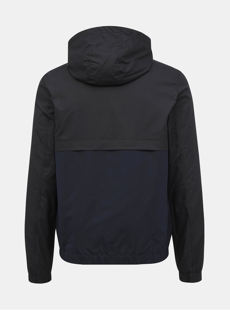 Modro-černá pánská bunda Tom Tailor Denim