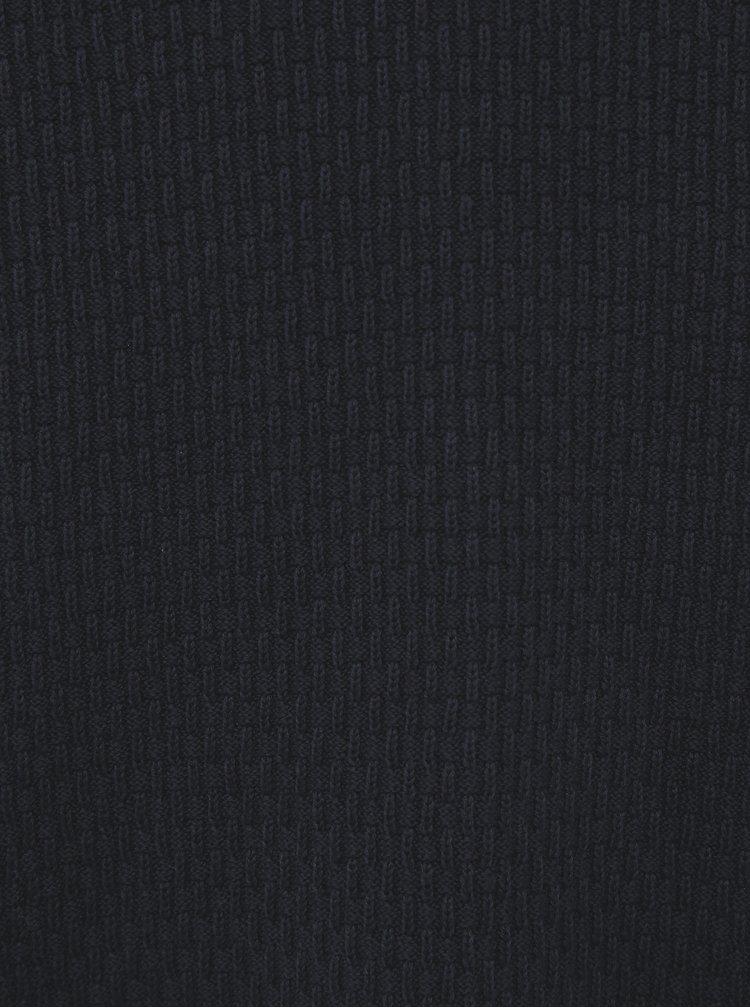 Tmavě modrý svetr Selected Homme Holiver