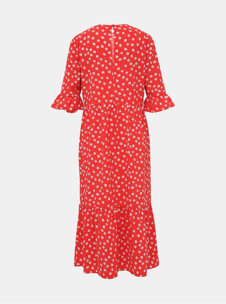 Rochii casual pentru femei Miss Selfridge - rosu