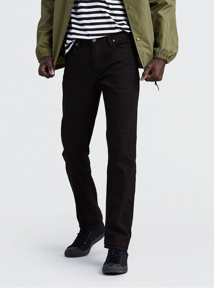 Blugi elastici negri pentru barbati Levi's® 511