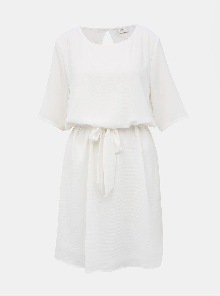 Bílé šaty Jacqueline de Yong Amanda