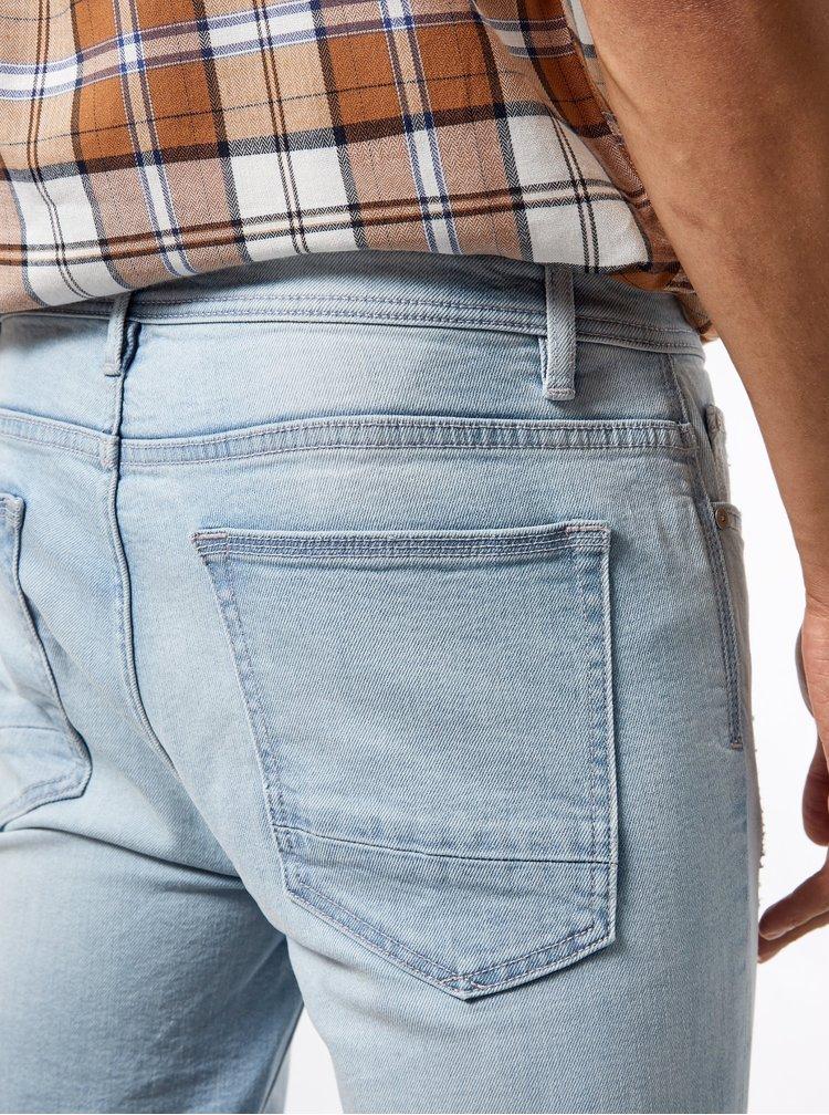 Pantaloni scurti pentru barbati Burton Menswear London - albastru deschis