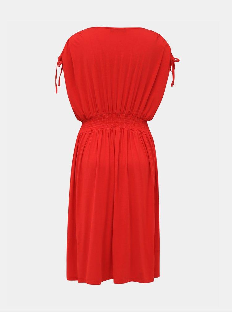Červené šaty ZOOT Meda
