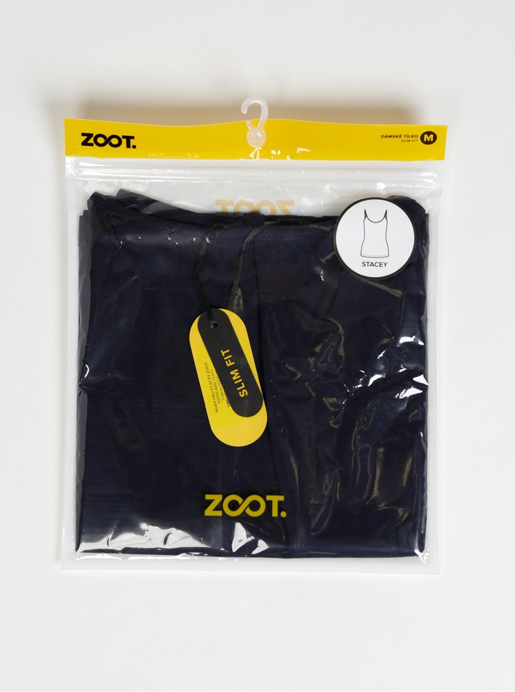 Topuri si tricouri pentru femei ZOOT Baseline - albastru inchis