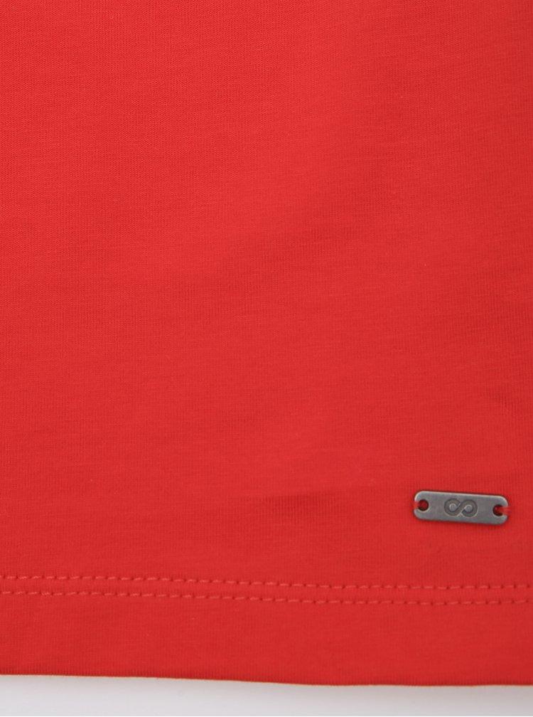Červené dámské basic tílko ZOOT Baseline Jodie